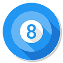 Icon Pack - Android™ Oreo 8.0 icon