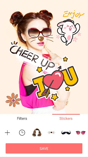 Selfie Camera - Beauty Camera & Photo Editor 1.6.1 screenshots 8
