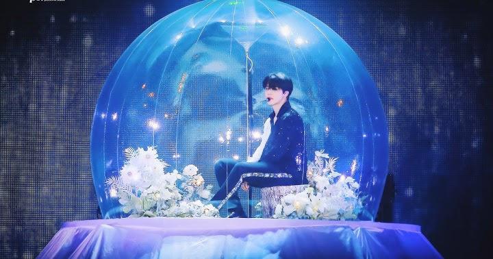 BTS Jimin performing Serendipity