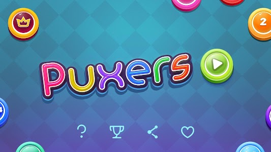 Puxers - The fun brain game v2.0