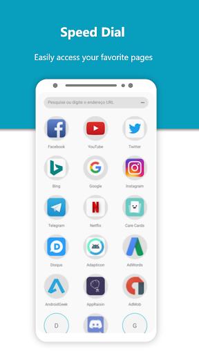 Monument Browser: AdBlocker & Fast Downloads 1.0.194 screenshots 2