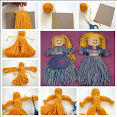 Dolls Craft Tutorials