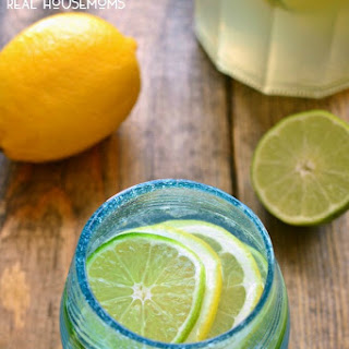 Lemon-Lime Sangria.