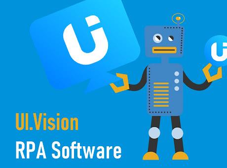 UI.Vision RPA