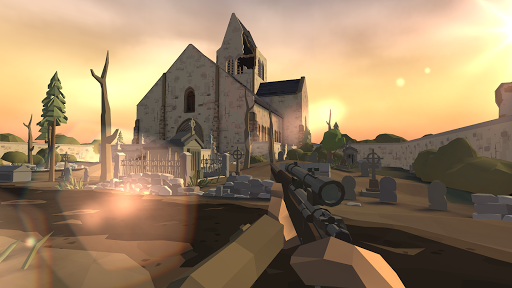 World War Polygon: WW2 shooter  captures d'écran 1