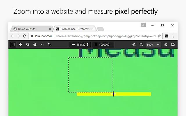 PixelZoomer