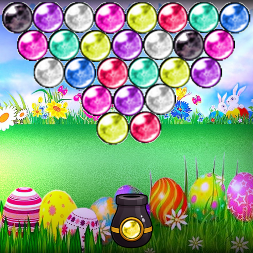 Easter Egg Bubble Shooter