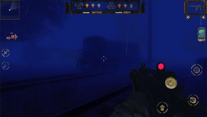 Z.O.N.A Project X Redux- screenshot