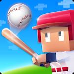 Blocky Baseball Icon