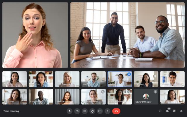 Google Meet giới hạn thời lượng cuộc gọi nhóm của người dùng Gmail miễn phí