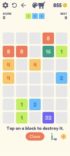 Puzzle Blocks - 6 in 1 - Number Merge Game screenshot 2