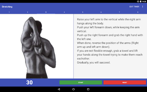 Stretching Flex- screenshot thumbnail