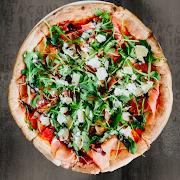 Prosciutto E Arugula Pizza