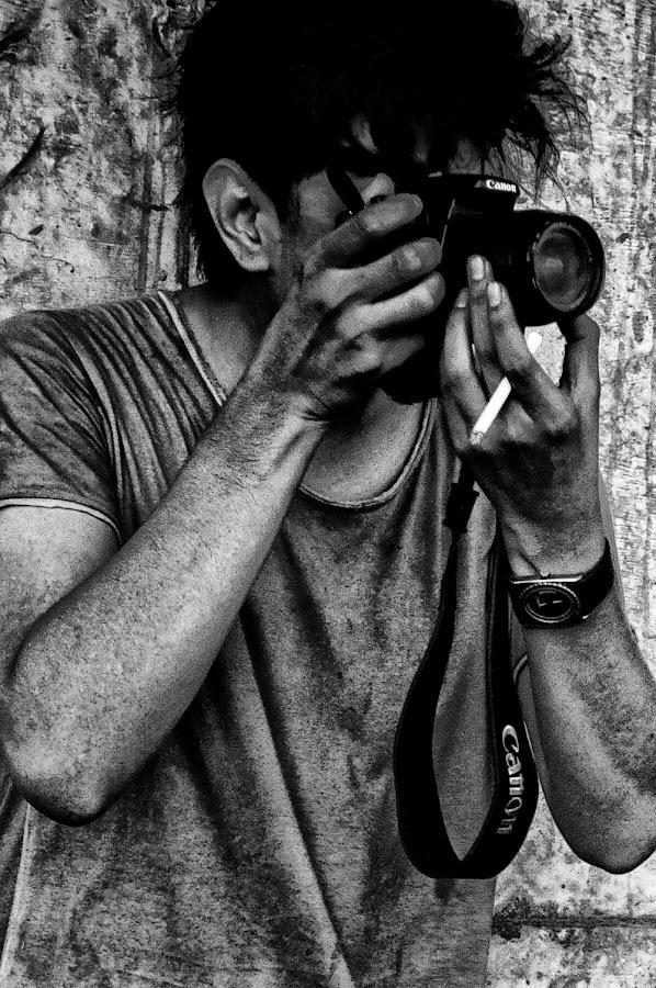 capture by Riri Mickey - People Portraits of Men