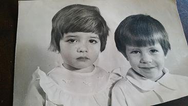 Вика и Женя