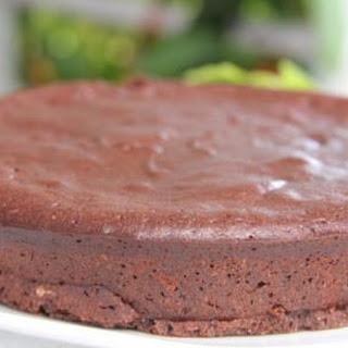 Chocolate Cake (No Flour).