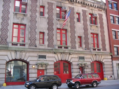 Photo New York City Fire Museum