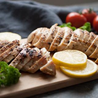 Salt & Lemon Pepper Chicken Recipe