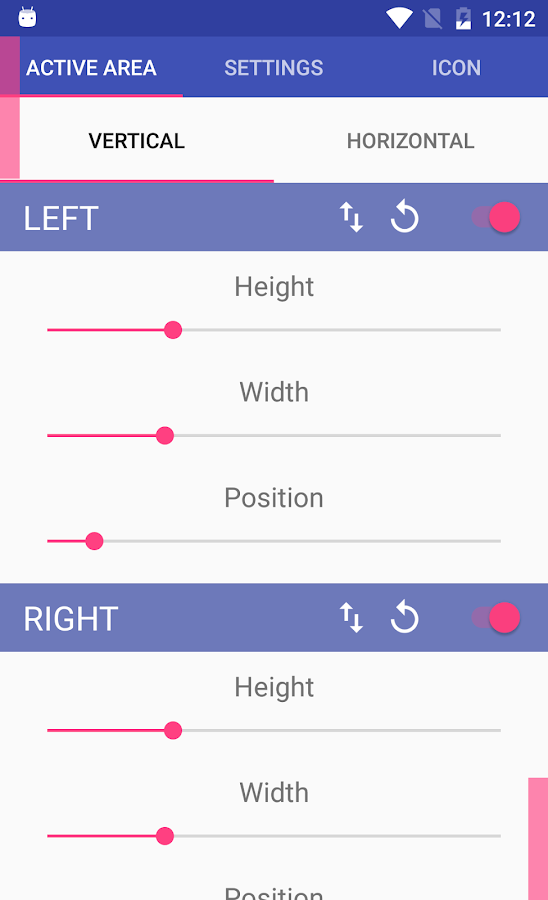 Simple Control(Navigation bar)- screenshot
