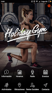 HOLIDAY GYM- screenshot thumbnail