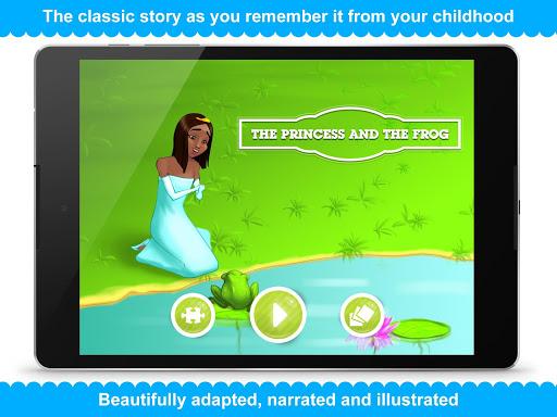 玩免費教育APP|下載The Frog Prince app不用錢|硬是要APP