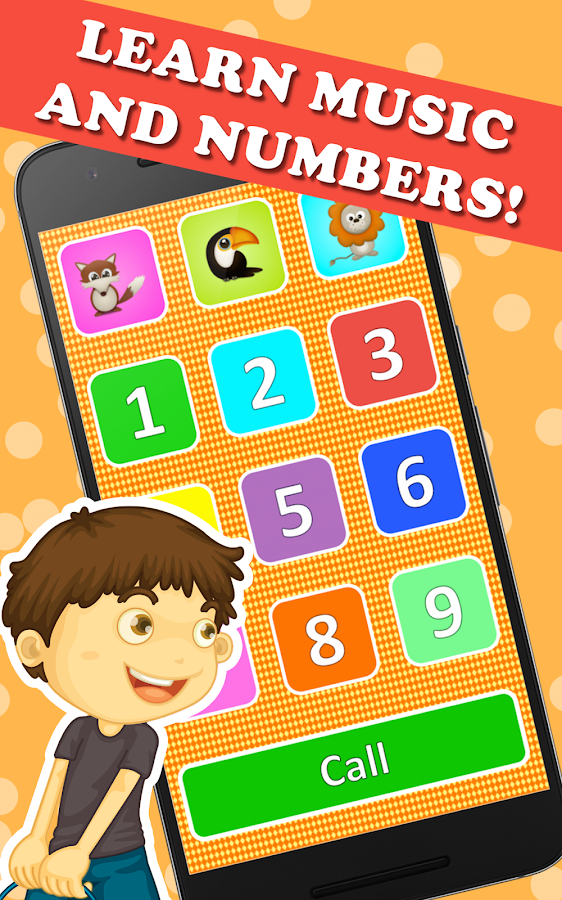 Baby Phone Games for Babies- screenshot