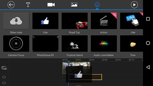 Apl editor vídeo PowerDirector screenshot 5