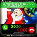 Santa Claus Calling Prank icon