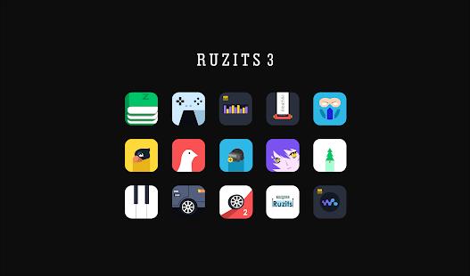 Ruzits 3 Icon Pack Screenshot