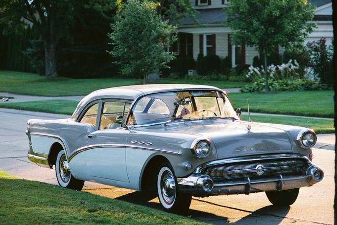 """1957 Buick Special - """"Bessie"""" Hire MI"""