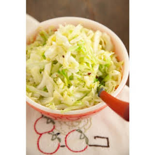 Country Style Fried Cabbage.