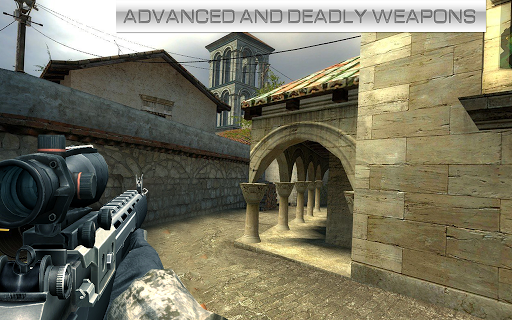 Free Download Sniper Fury Assassin Killer 3D Gun Shooting