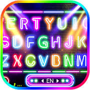 Sparkle Neon LED Lights Keyboard APK for Ubuntu