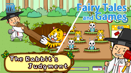 "Fairy Tales, Games -The Rabbit's Judgment ""Kokoji"" - náhled"