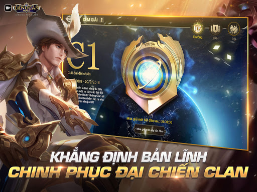Garena Liên Quân Mobile for PC