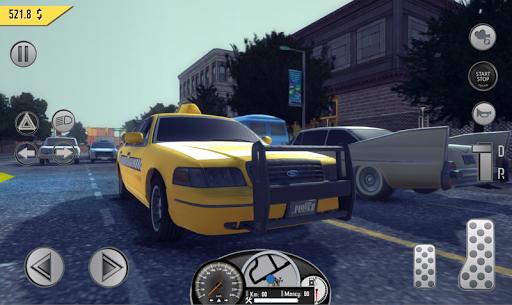Real Taxi Sim 2018 3.1 screenshots 17