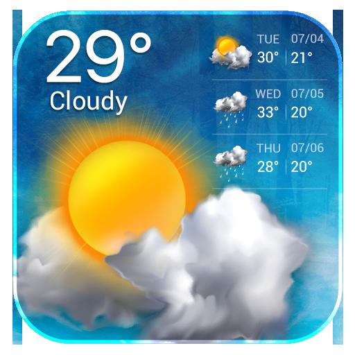 Clear Sky Weather Widget