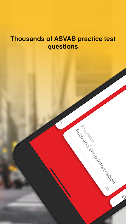 ASVAB Practice Test 2019 – (Android Apps) — AppAgg