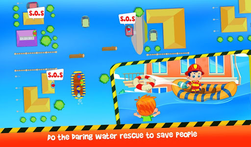 Firefighters Town Fire Rescue Adventures 1.0.4 screenshots 3