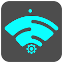 Wifi Refresh & Repair With Wifi Signal Strength icon