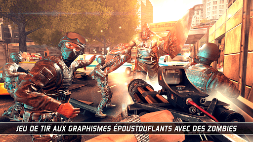 Code Triche UNKILLED - Shooter de zombies multijoueur APK MOD (Astuce) screenshots 1