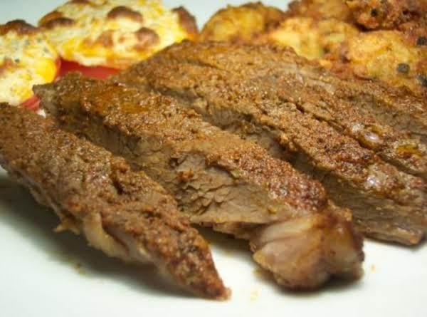 Oven-smoked Steak Recipe
