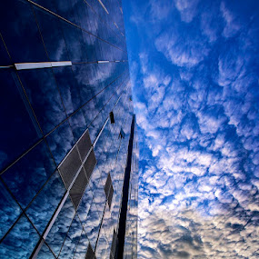mirror for clouds by Max Ooi - Landscapes Cloud Formations