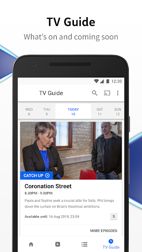 STV Player: For live TV, catch-up and box sets - Revenue & Download