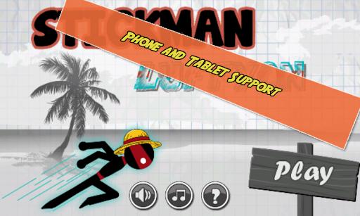 Stickman Luffyon