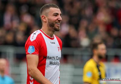 Officiel : Michaël Heylen quitte le FC Emmen pour rejoindre le Sparta Rotterdam