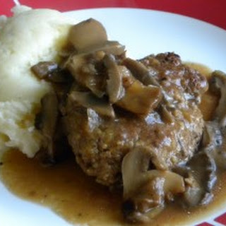 Crockpot Salisbury Steak