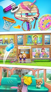 Sweet Baby Girl Cleanup 6 – School Cleaning Game 3