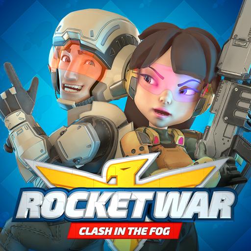 Rocket War: Clash in the Fog Icon