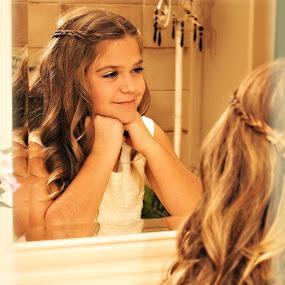 by Miranda Powers - Wedding Getting Ready
